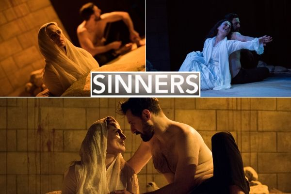 Sinners at Playground Theatre (Image: Cordula Treml)