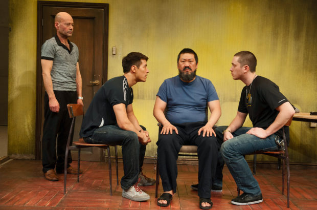 The Arrest of Ai WeiWei premiered at Hampstead Theatre in 2013