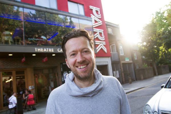 Park Theatre artistic director Jez Bond