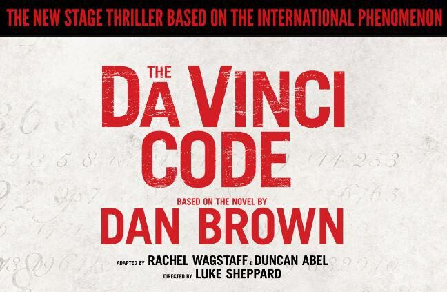 The Da Vinci Code is adapted for the stage