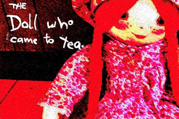 The Doll Who Came To Tea at Camden Fringe