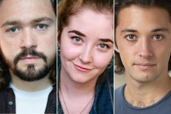 Curtis Medley, Martha Furnival and Taro Bahar star in LOOP