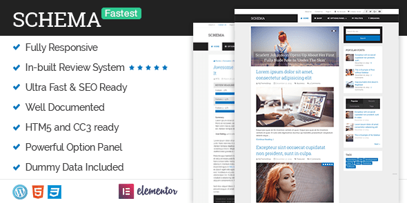 fastest wordpress theme