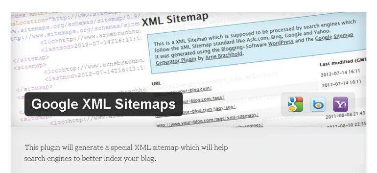 essential-wordpress-plugins-google-xml-sitemaps