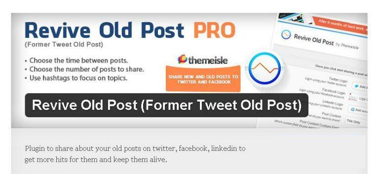 essential-wordpress-plugins-revive-old-post
