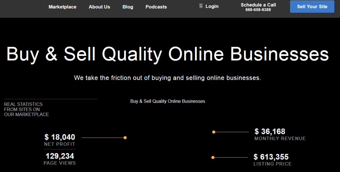 buy and sell websites