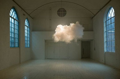 Una nuvola nella stanza