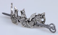 Celtic Dragon Hairpin