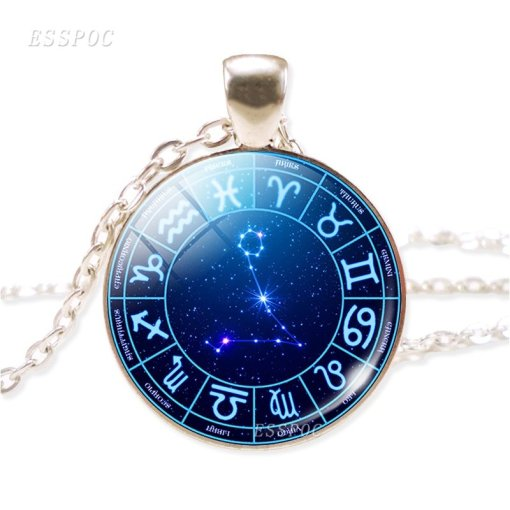 Zodiac Necklace - Pisces