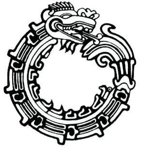 Aztec Ouroboros