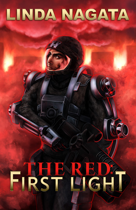 The Red: First Light by Linda Nagata