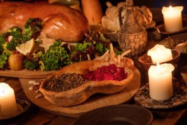 Foodbuilding as Worldbuilding Creating Fantasy Cuisines