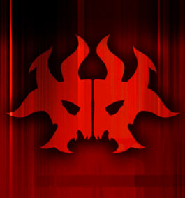 Image result for rakdos symbol