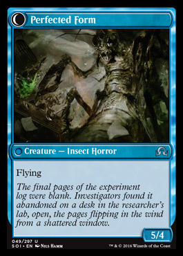 Docent Of Perfection Eldritch Moon Visual Spoiler