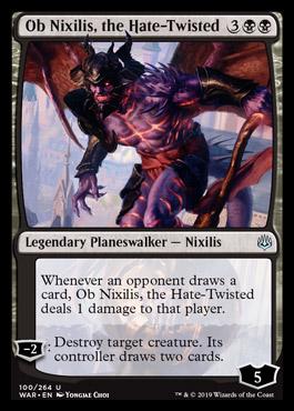 Ob Nixilis,the Hate-Twisted