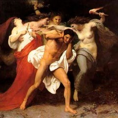 The Remorse of Orestes.