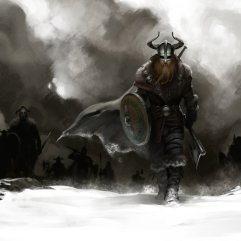 Marching to Valhalla by ChrisRa