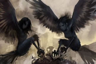 harpy greek mythology