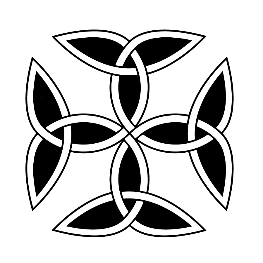 medium resolution of  carolingian cross is a symbol most commonly used by the carolingian dynasty of france the dynasty of charlemagne charles the great