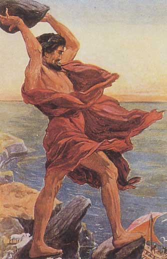 Mythologie grecque Polyphme