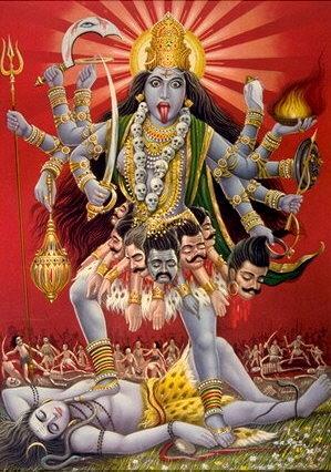 Les 60 meilleures images de Déesse Kali | déesse kali
