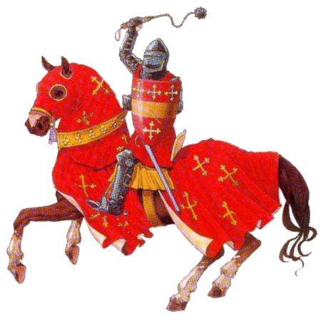 Légendes médiévales: chevaliers