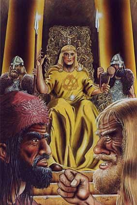 Mythologie nordique Forseti