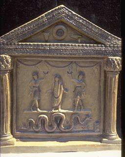 Mythologie romaine  les Pnates