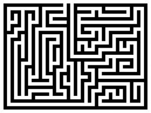 Mitul labirintului – simbol si origini
