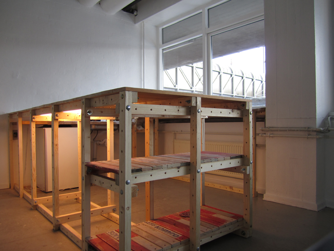 Living Structure as bar  Mythological Quarter