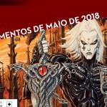 Catálogo Mythos – Maio 2018