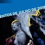 Catálogo de Lançamento Julho.2018