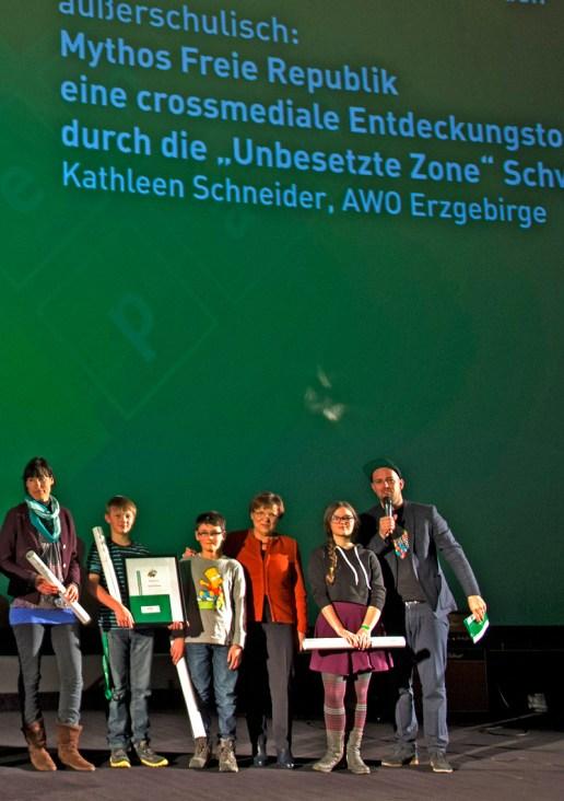 Medienpädagogischer Preis 2014 | Foto: slm-online.de