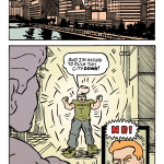 Heavy Thumb wants to destroy Rose City.