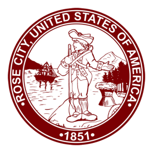 Official Seal of Rose City