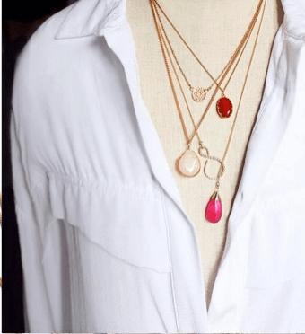 Dusk Jewellery neck-chains