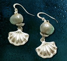 Chinoserie Chic earrings