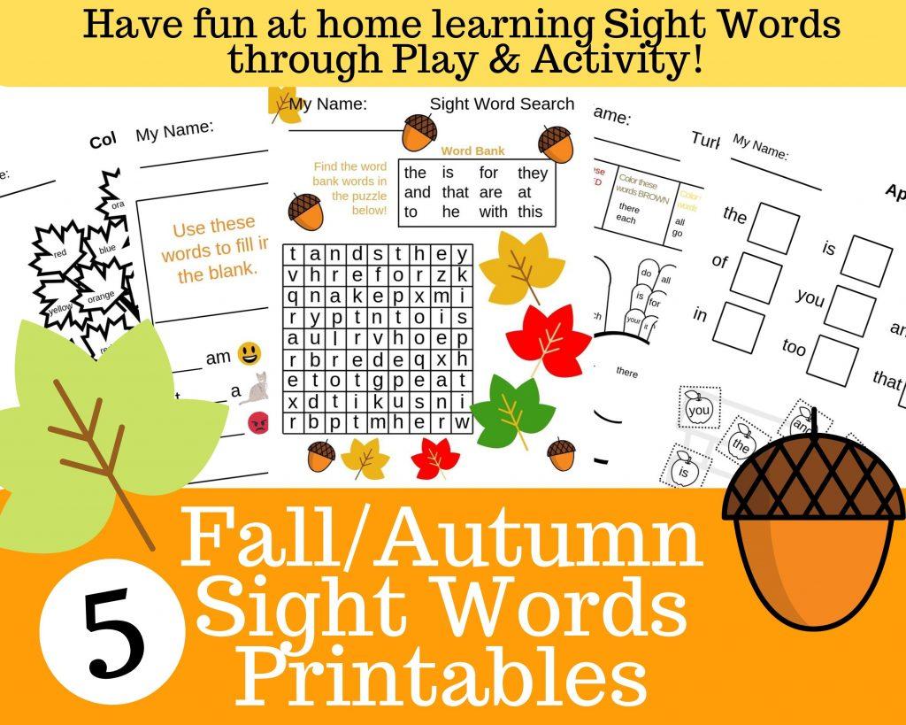 Super Fun Sight Word Board Games Flashcards Activity