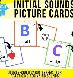 Beginning Sounds Worksheets pdf FREE Plus Alphabet Bookmarks! [ 791 x 1024 Pixel ]