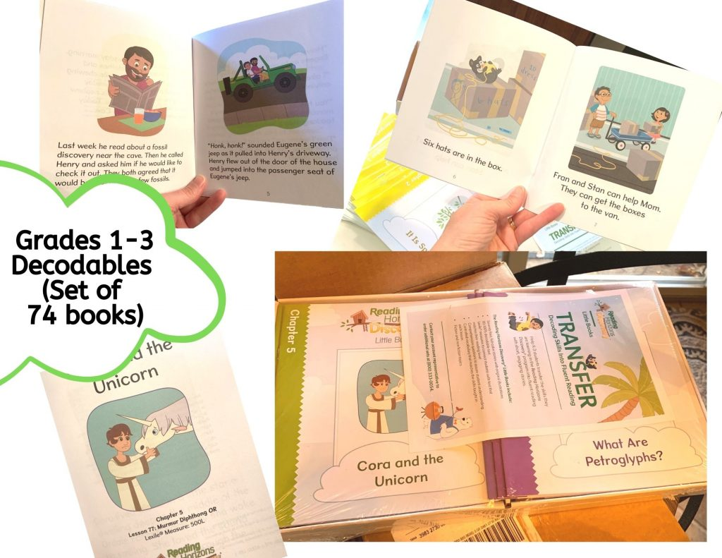 hight resolution of Decodable Books -The Best Sets For 2021