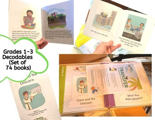 small resolution of Decodable Books -The Best Sets For 2021