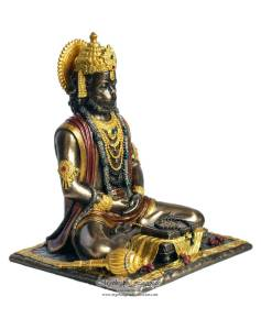 Sitting-Hanuman-45-angled