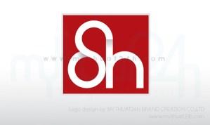 Thiết kế logo Cty Cổ Phần ĐTTM & DL Song Hương