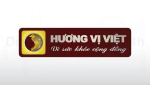 Thiết kế logo công ty CP Hương Vị Việt