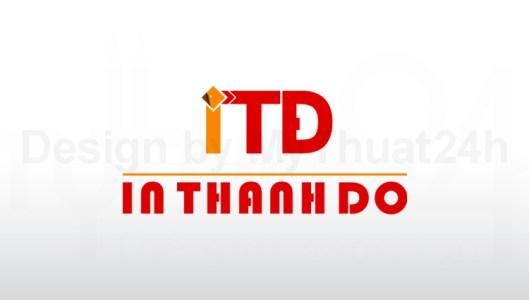 Thiết kế logo công ty In Thành Đô