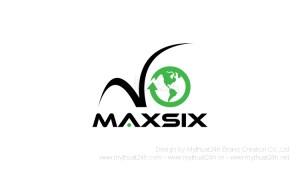 Thiet ke logo cong ty Maxsix