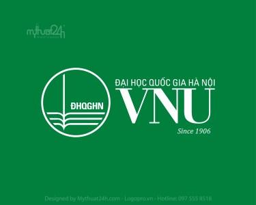 Logo Đại Học Quốc Gia Hà Nội