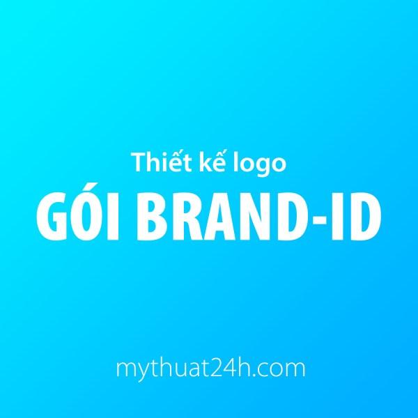 Gói thiết kế logo BRAND-ID