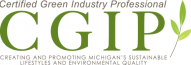 Certified Green Industry Professional logo