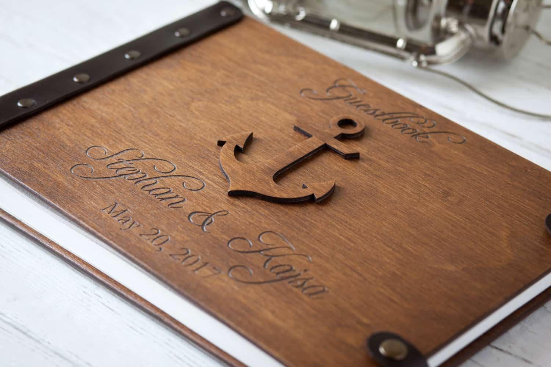 Die 20 Besten Ideen Fr Gstebuch Hochzeit Holz  Beste